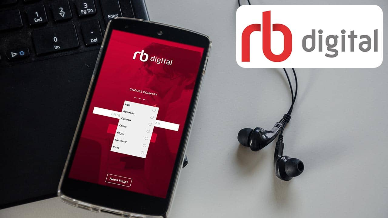 RBdigital – eBooks, Audiobooks, Magazines, and More