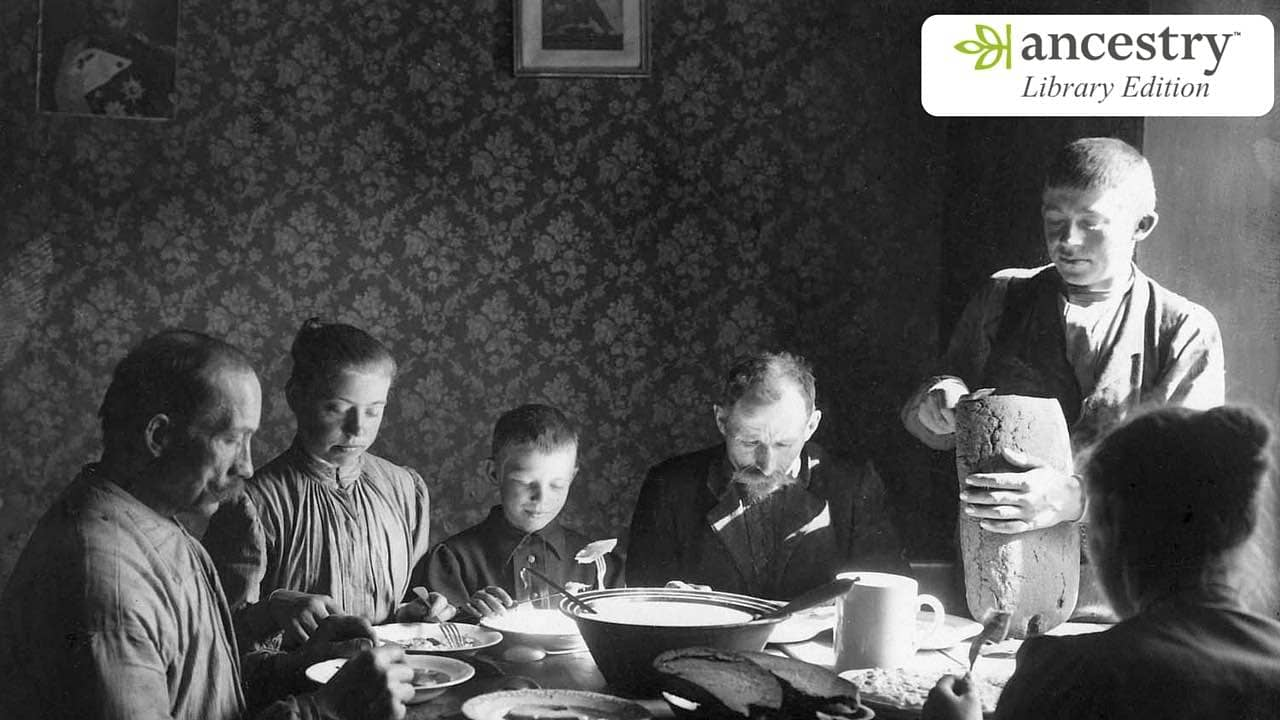 Ancestry Library Edition – Access Genealogical Records of Billions