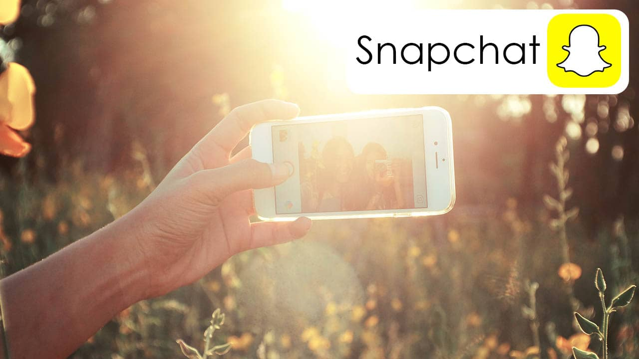 Snapchat – Photos and Videos Shared for a Moment